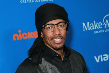 """Nick Cannon Claps Back At Twitter Hater Who Said He """"Sucked"""""""