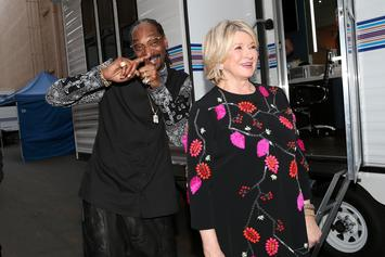"Martha Stewart Hilariously Comments On Snoop Dogg's 6ix9ine ""Snitch"" Post"