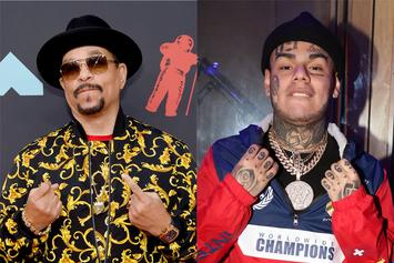 "Ice T On 6ix9ine Snitching: ""You Gotta Deal Very Delicately With The Streets"""