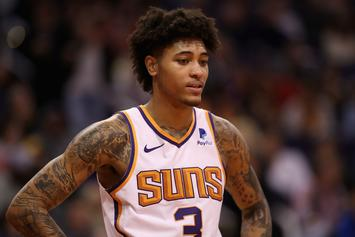 Kelly Oubre Jr. Claims Ex-GF Stole His Dogs, Launches Lawsuit