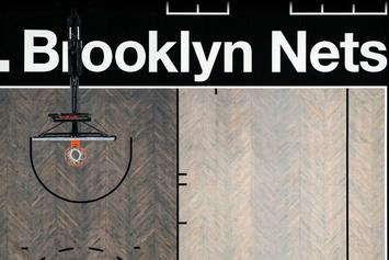 Brooklyn Nets Unveil NBA's First All-Gray Court: First Look