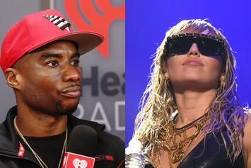 """Charlamagne Tha God Threatened To """"Slap The Sh*t"""" Out Of Miley Cyrus' Manager"""