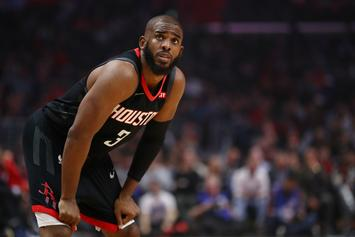 Chris Paul & Miami Heat Trade Rumored To Still Be A Possibility