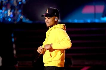 "Chance The Rapper Shares Rescheduled Dates For ""The Big Tour"""