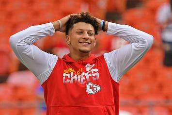 Patrick Mahomes' Contract Extension Likely To Eclipse $200 Million: Report