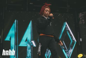 Trippie Redd Jams To Unreleased Music While Fully Nude In The Shower