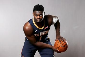 Zion Williamson Announces Yet Another Huge Endorsement Deal