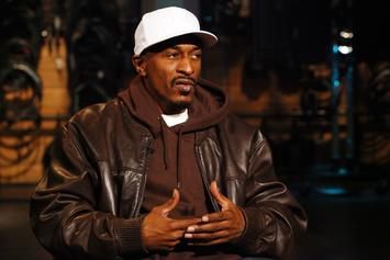 "Rakim Says He'll Knock MC Serch ""The F*ck Out"" Over Ghostwriting Claims"