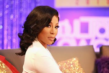 "K. Michelle Gets Laid Out For Talking Trash About Her ""LHHH"" Co-Star"