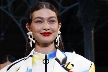 Gigi Hadid Confronts Comedian Who Crashed Chanel's Runway Show: Watch