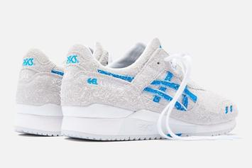 "Ronnie Fieg x Asics ""Super Blue"" Collabs Releasing This Monday: Official Details"