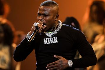 "DaBaby's ""Intro"" Debuts In Top 10 Of Hot R&B/Hip-Hop Songs Chart"