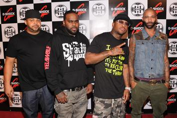 KXNG Crooked Previews Unreleased Slaughterhouse Banger