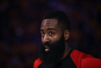 James Harden Reacts To Rockets & China Debacle After Daryl Morey's Tweet