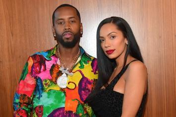 Safaree Samuels Weds Erica Mena & Performs At Their Reception