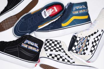 """Supreme x Vans """"F*ck The World"""" Collection Drops This Week: Official Photos"""