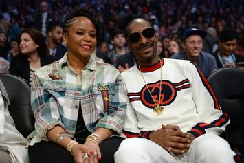Snoop Dogg & His Wife Tell A Real Life Love Story With This Photo