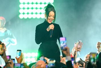 "Rihanna Details Upcoming Album: ""Reggae Always Feels Right To Me"""