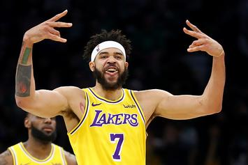 "Lakers' JaVale McGee Has His First ""Shaqtin' A Fool"" Moment Of The Season: Watch"