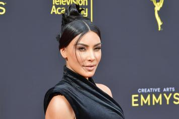 Kim Kardashian Flexes Mysterious Adidas Yeezy Foam Runner: Photos