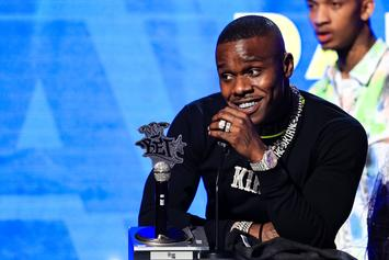 DaBaby Sues Promoter & Claims He Didn't Perform Over Lack Of Security
