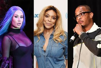 Iggy Azalea & T.I. Beef: Wendy Williams Addresses Her Involvement In Feud