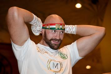 WWE Announces Boxing Champ Tyson Fury's Opponent For Crown Jewel Event