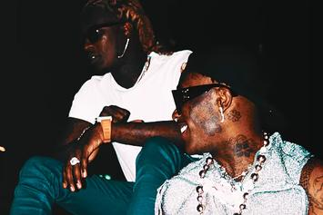 "Young Thug & Lil Uzi Vert Showcase Their Rich Lifestyle In ""What's The Move"" Video"