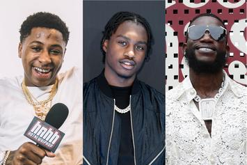 """NBA Youngboy, Lil Tjay & More Conquer This Week's """"FIRE EMOJI"""" Playlist"""