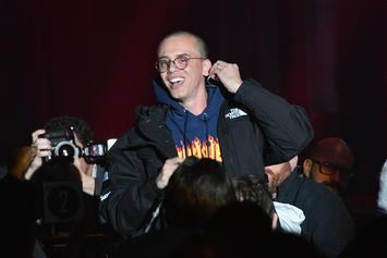 """Logic Previews New Song, """"Ultra Violent,"""" Off His Upcoming Beat Tape"""
