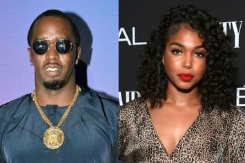 "Christian Combs Says Diddy & Lori Harvey Are ""Just Being...Private Time"""