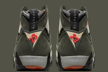 """Patta x Air Jordan 7 """"Icicle"""" Rumored To Finally Release This Week"""