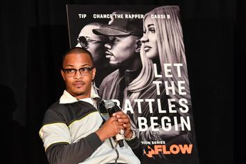 """Rhythm + Flow"" Judges Chat Politics, Chance The Rapper Predicts Presidential Future"