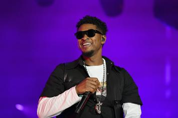 Usher & New Girlfriend Jenn Goicoechea Seemingly Still Going Strong