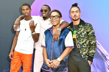 Diddy's Sons Christian & Quincy Combs Involved In Car Crash: Report