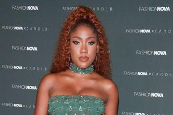 Sevyn Streeter's Management Shuts Down Fan Who Got Handsy With The Singer