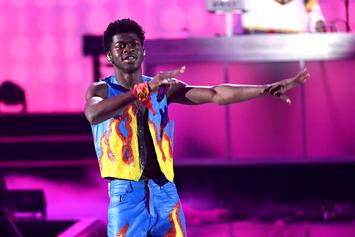 """Lil Nas X Breaks Another Record After """"Old Town Road"""" Becomes Certified Diamond"""