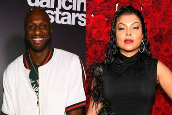 "Lamar Odom Says Taraji P. Henson Was Once His ""Inspiration"" To Win On The Court"