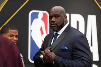 "Shaq Chimes In On NBA-China Controversy: ""Daryl Morey Was Right"""