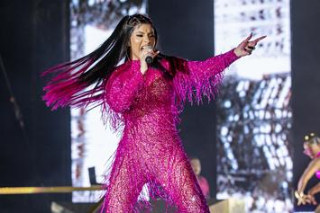 """Cardi B Says She Gave """"Women Hope"""" To Succeed In The Rap Industry"""