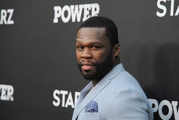 "50 Cent Announces New Book ""Hustle Harder Hustle Smarter"""