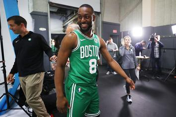 Kemba Walker Speaks Out Following Disastrous First Celtics Game