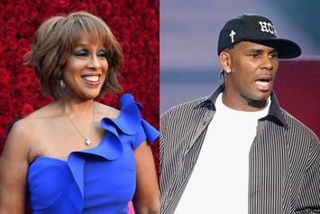 """Gayle King Recounts Wild R. Kelly Interview: """"I Couldn't Make Any Sudden Movements"""""""