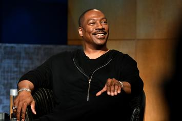 Eddie Murphy Isn't Intimidated By His Own Legacy When It Comes To Stand Up Comedy
