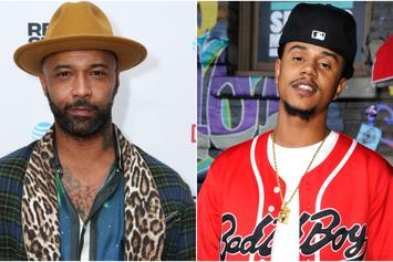 Joe Budden Comments On Fizz & Apryl Jones' Now Public Relationship, Fizz Responds