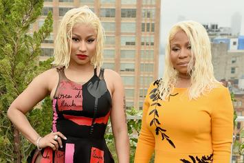"Nicki Minaj's Mother Pressures Her To Have Kids: ""Her Biological Clock Is Ticking"""