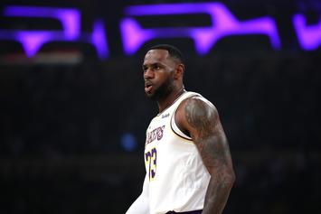 LeBron James Explains His Sons' Admiration For Ja Morant: Watch