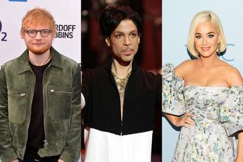 Prince Wasn't Feeling Katy Perry Or Ed Sheeran, According To Memoir