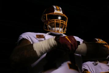 Redskins' Trent Williams Reveals How His Team Downplayed Cancer Diagnosis