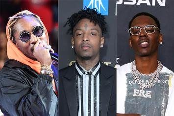 """21 Savage, Future & More Conquer This Week's """"FIRE EMOJI"""" Playlist"""